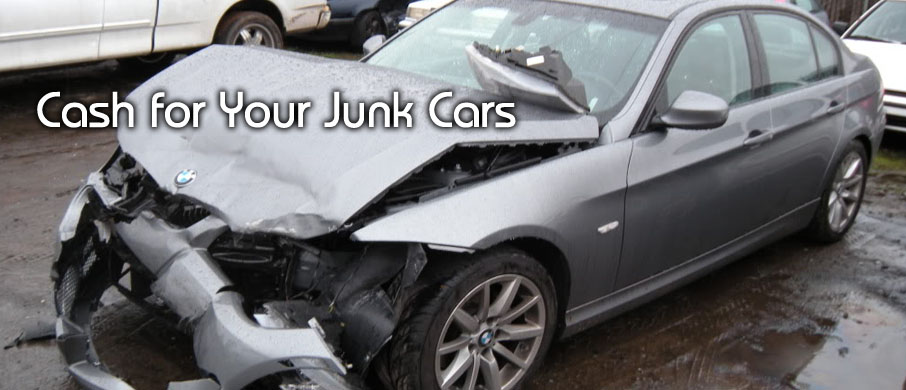 How To Trade Junk Cars For Cash